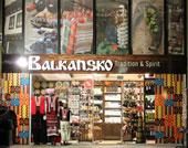 Souvenirs shop in Varna