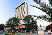 Hotel near the beach in Varna