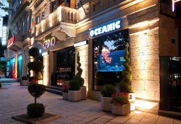 Casino & Hotel Oceanic Varna